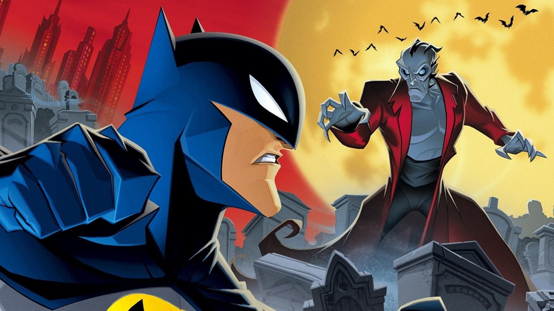 Batman vs Drácula