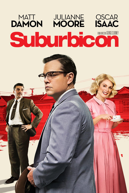 SUBURBICON BIENVENIDOS AL PARAISO (2017) HD 720P LATINO/INGLES