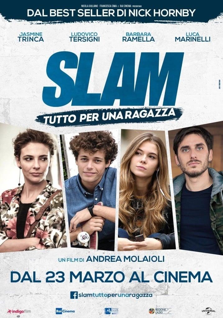 Ver Slam – Tutto per una ragazza Online HD Español (2015)