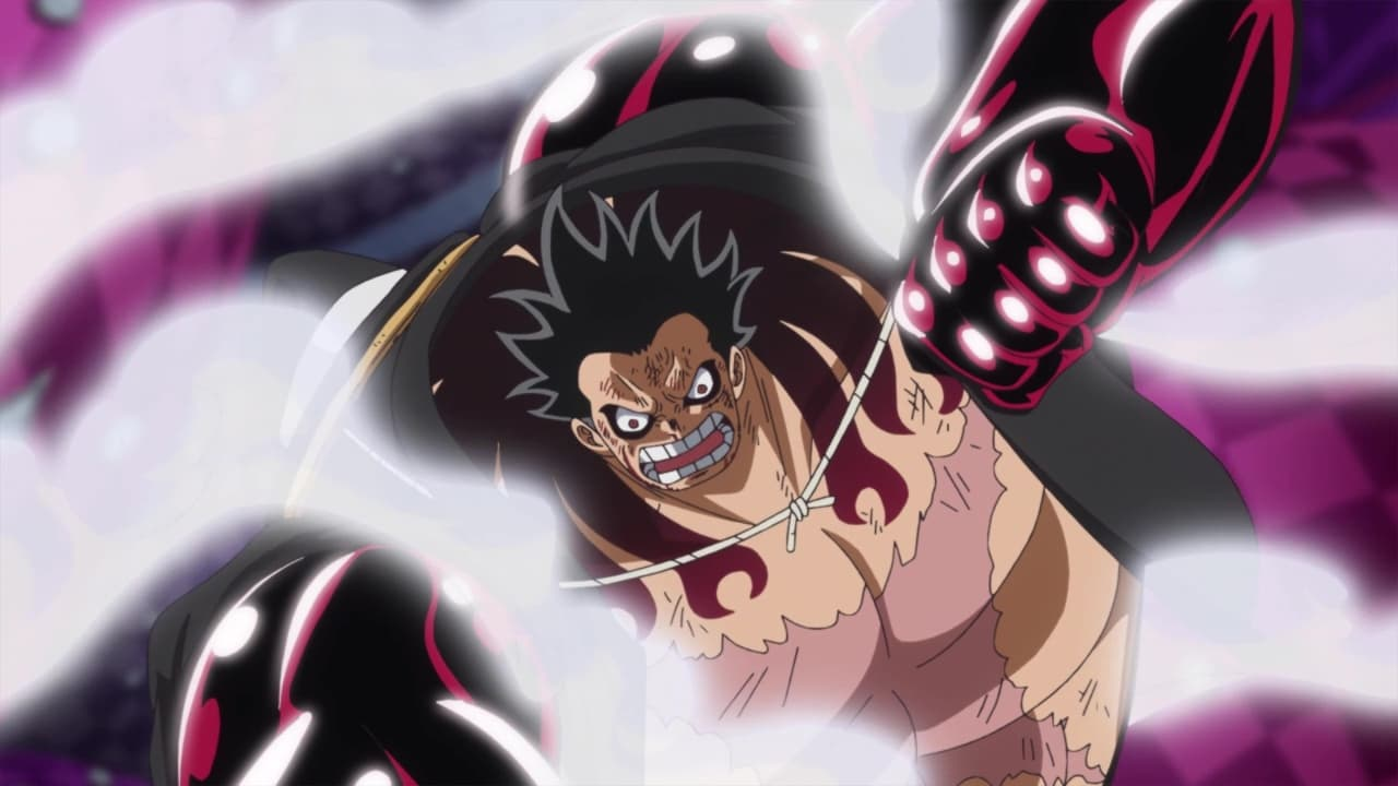 One Piece Season 19 :Episode 857  Luffy's Fights Back! - The Invincible Katakuri's Weak Point!