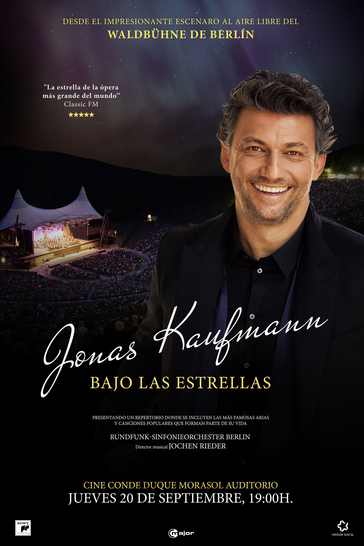 JONAS KAUFMANN, BAJO LAS ESTRELLAS - CONCIERTO