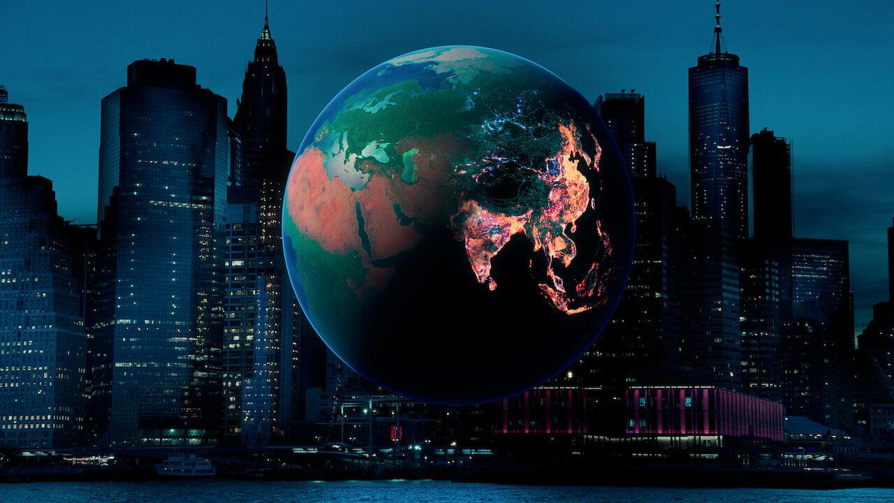 Romper los límites: La ciencia de nuestro planeta (2021)