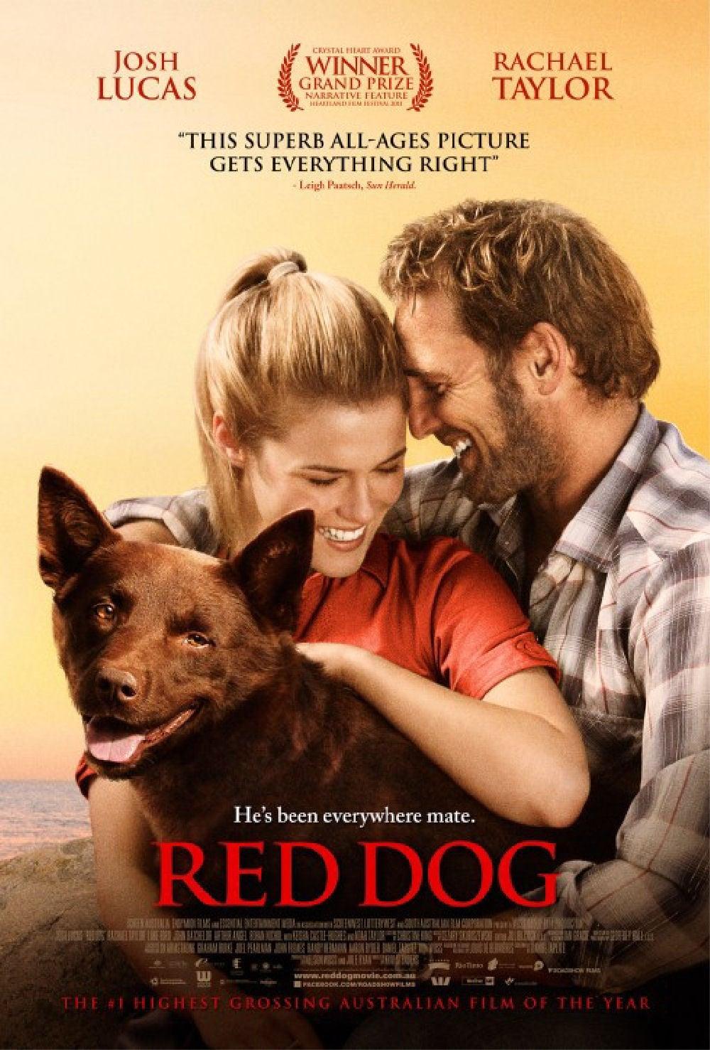 Raudonasis šuo / Red Dog (2011) žiūrėti online