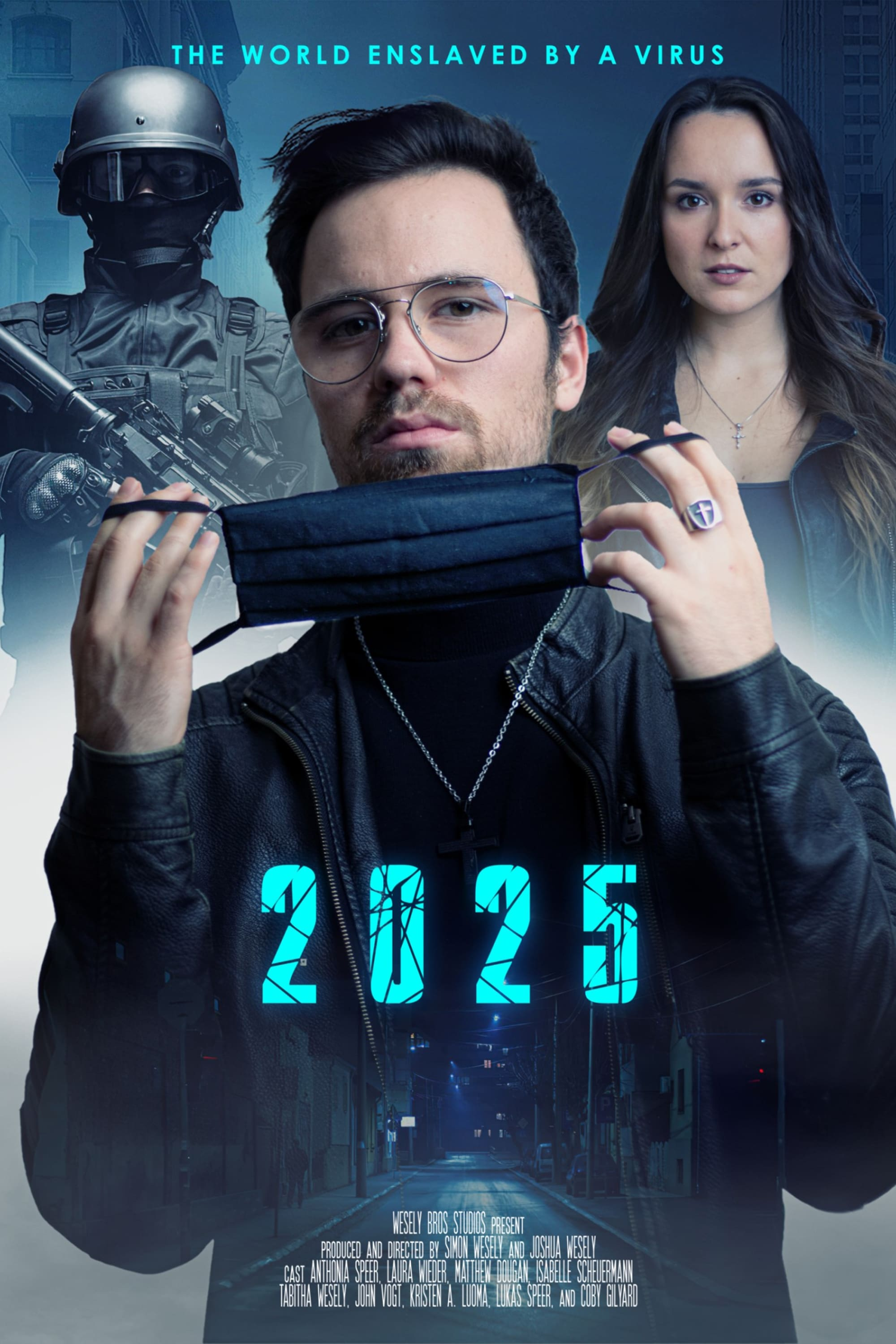 2025 - The World enslaved by a Virus on FREECABLE TV