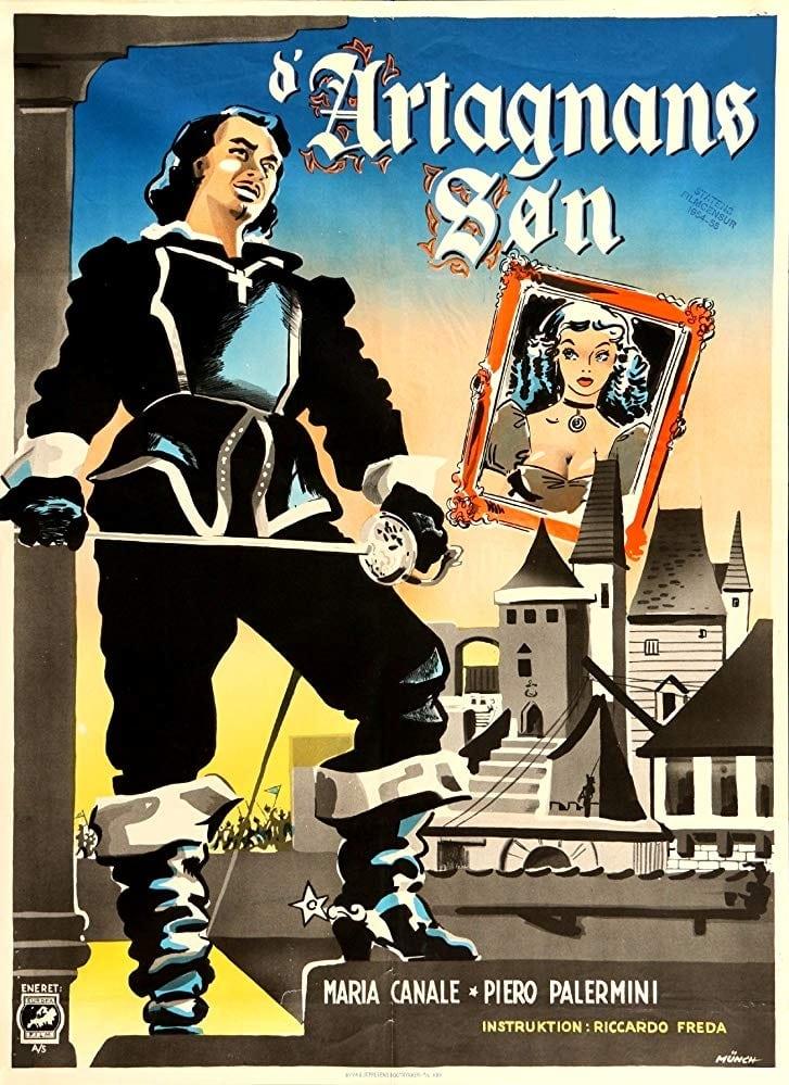 Il figlio di d'Artagnan (1950)