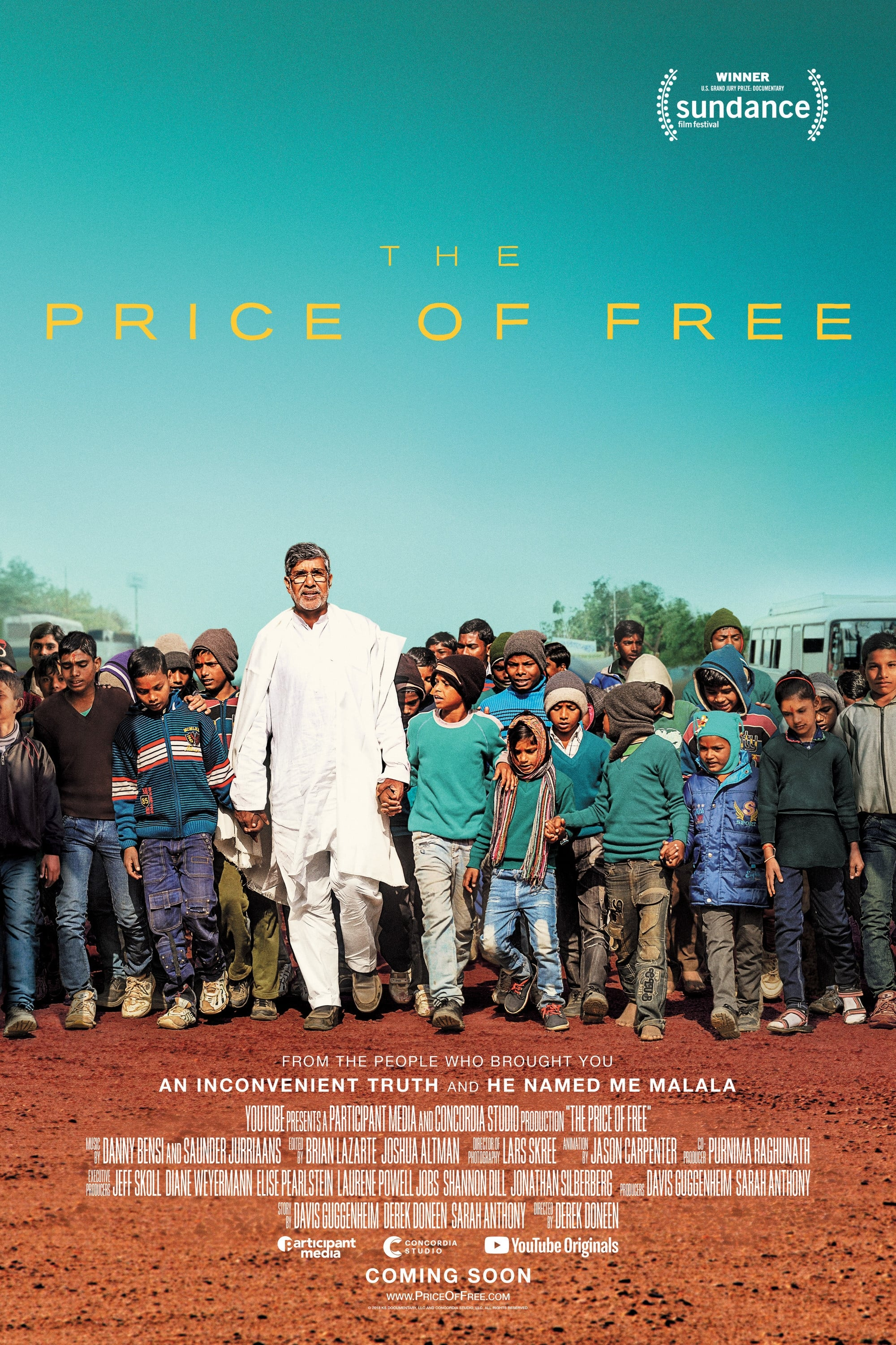The Price of Free (2018)