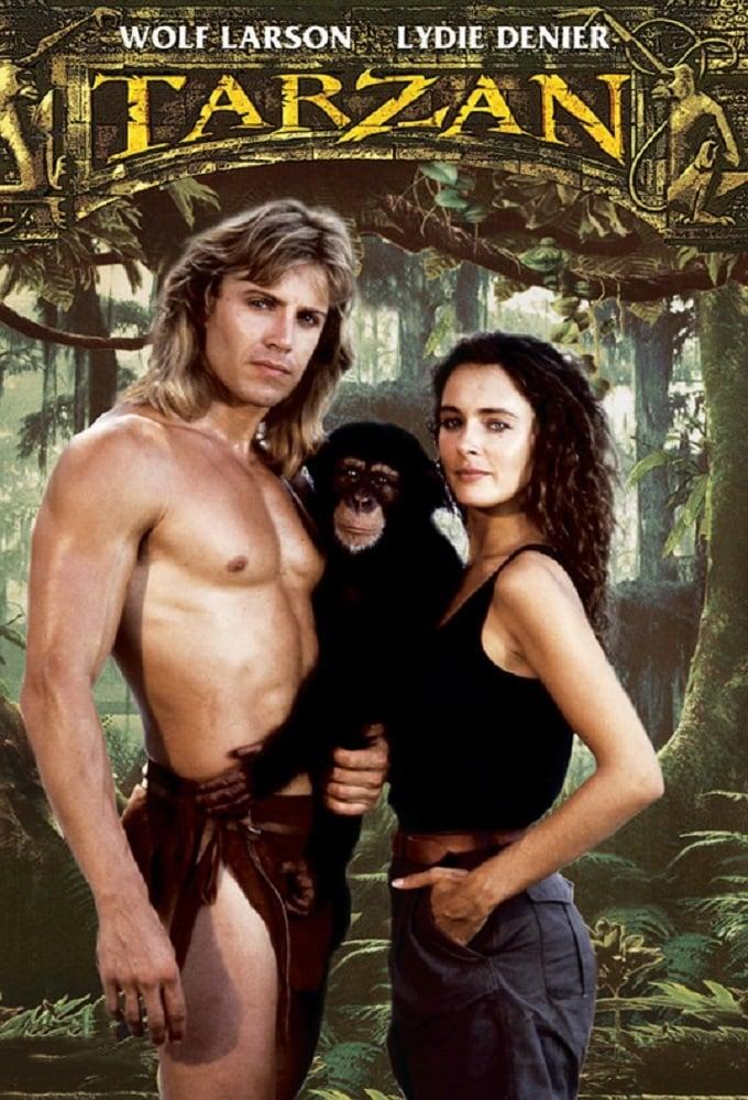 Tarzán TV Shows About Tarzan