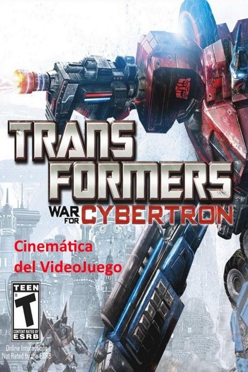 Transformers - Guerra por Cybertron (2010)
