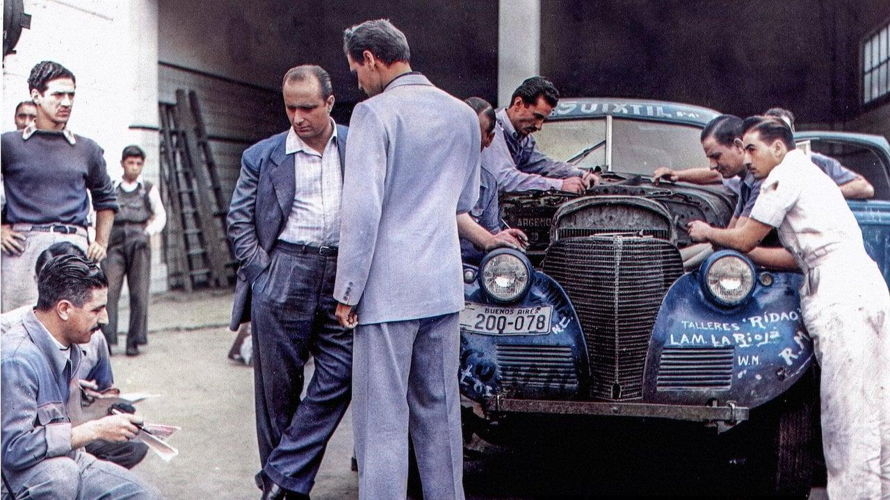 Fangio: El hombre que domaba las máquinas