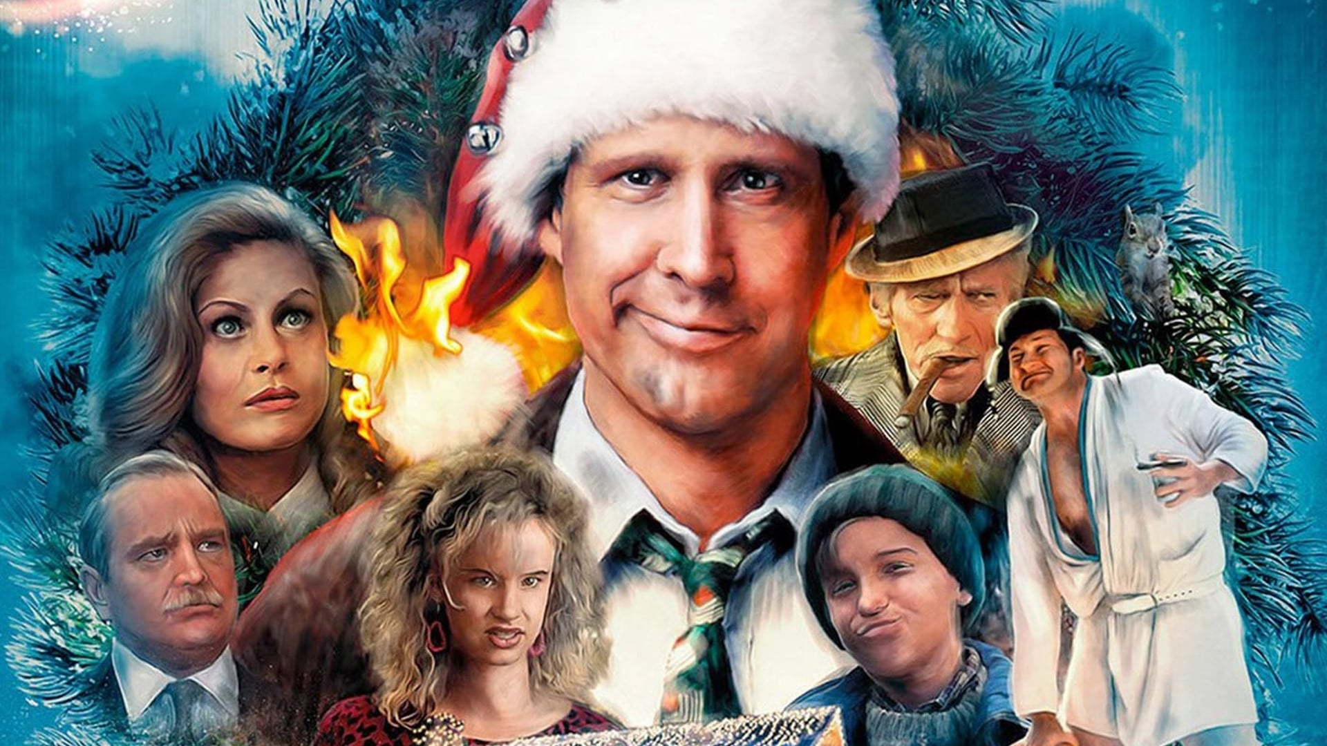 Watch National Lampoon's Christmas Vacation (1989) Full Movie