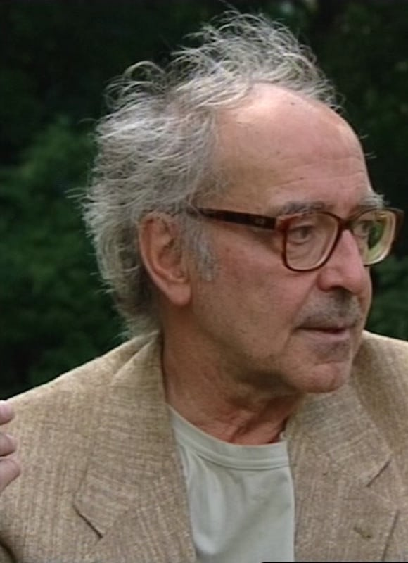 Blind Love - Talk with Jean-Luc Godard