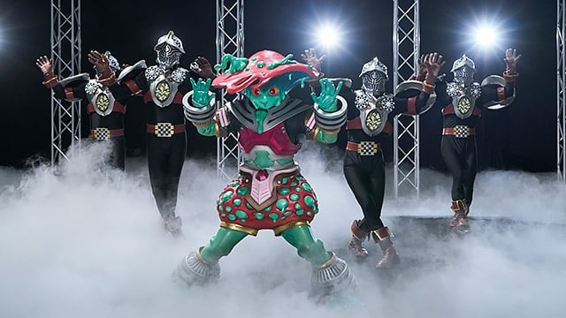 Super Sentai Season 43 :Episode 25  Dancing Kleon