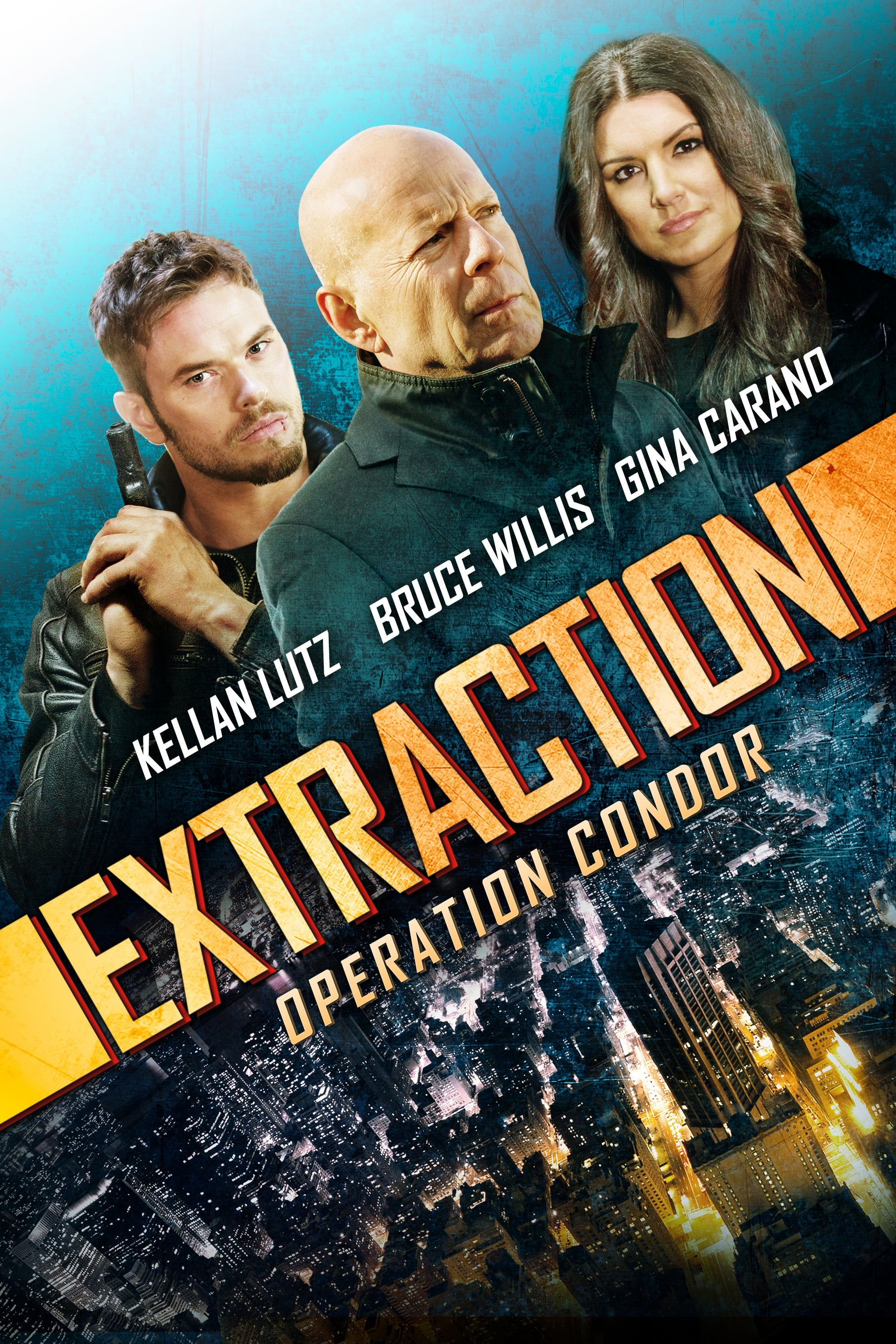 Extraction 2015 Posters The Movie Database Tmdb