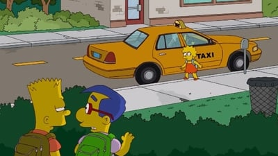 The Simpsons Season 24 :Episode 3  Adventures in Baby-Getting