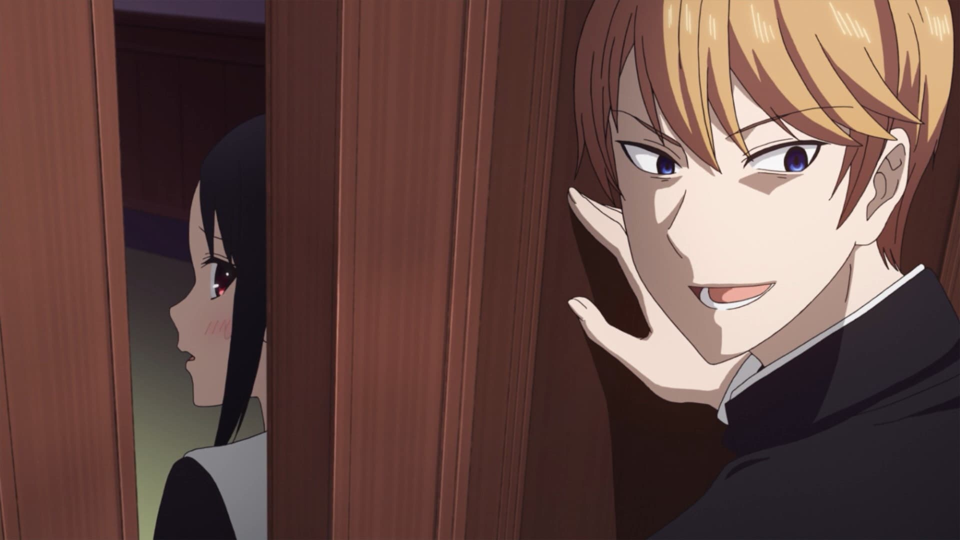 Kaguya-sama: Love is War Season 1 :Episode 2  Kaguya Wants to Trade / Chika Wants to Go Somewhere / Miyuki Wants to Hide His Ignorance