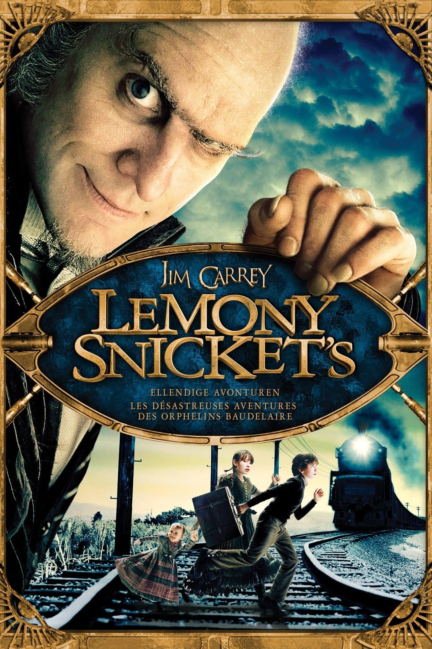 lemony snicket film
