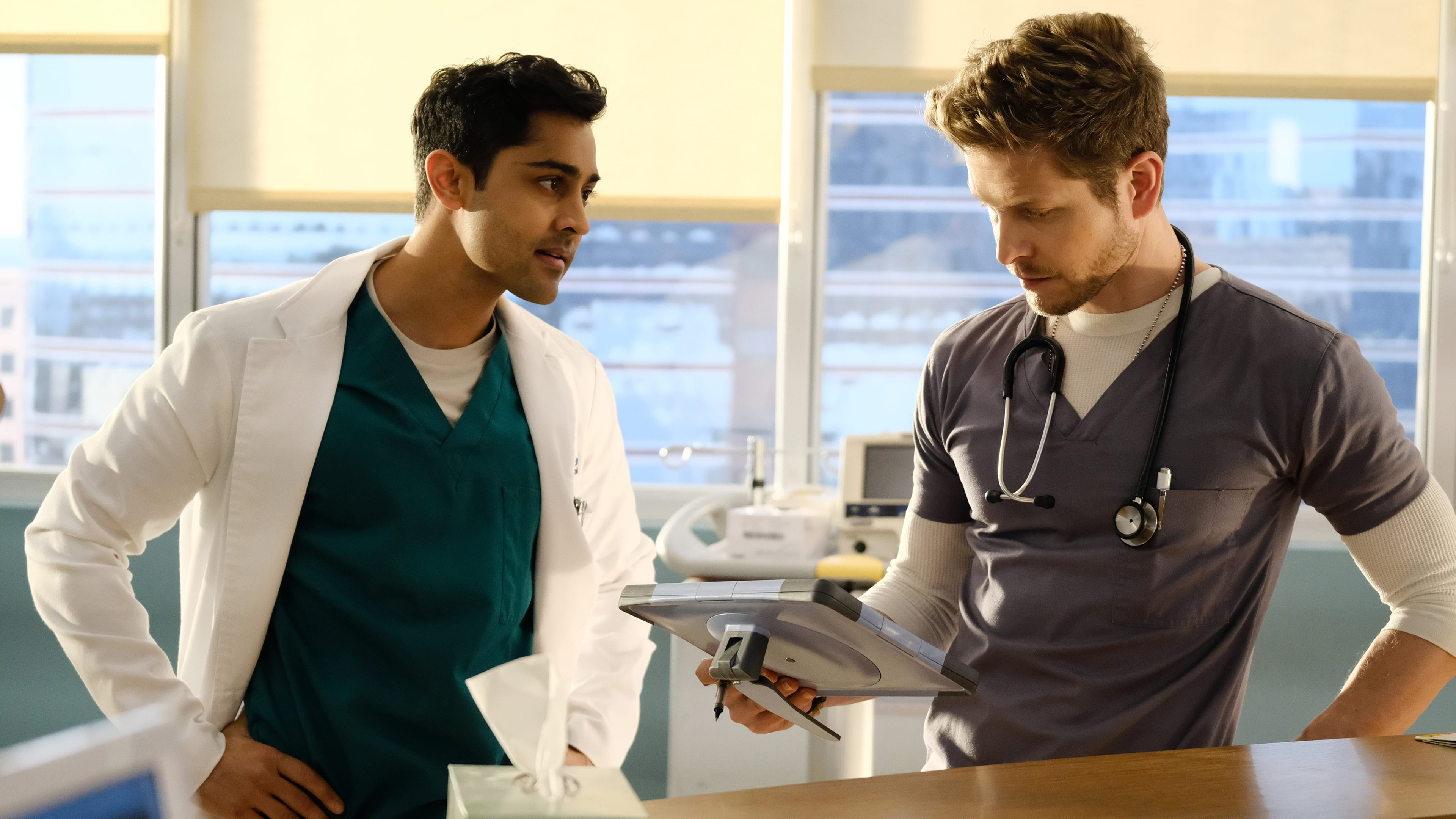 The Resident Season 1 :Episode 14  Total Eclipse of the Heart