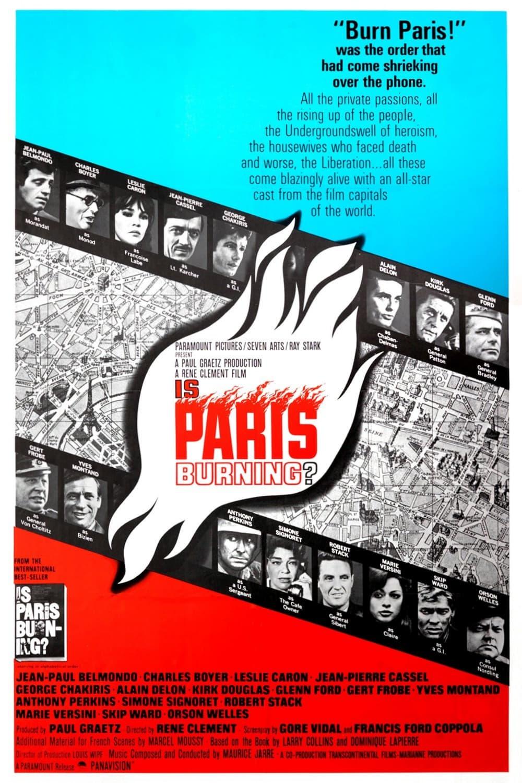 is paris burning 1966 the movie