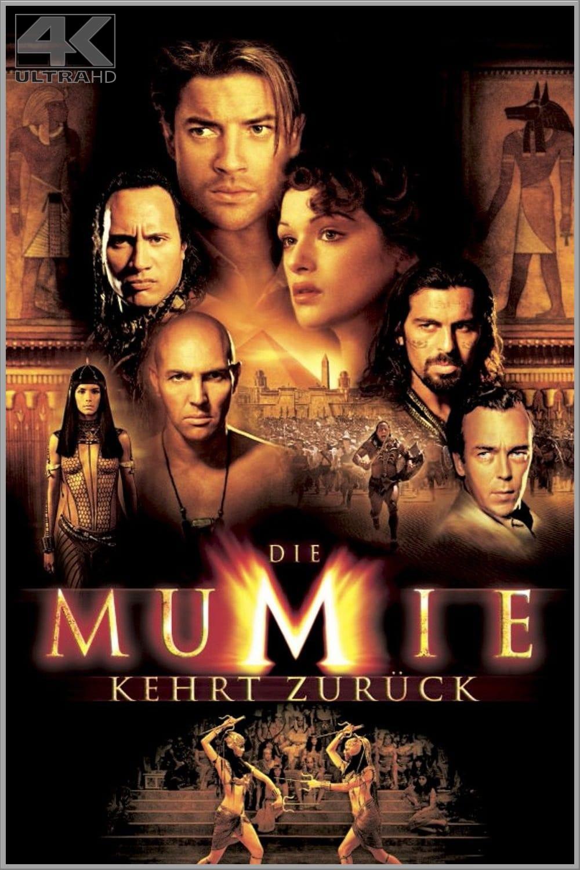 Die Mumie Kehrt Zurück Stream Movie4k