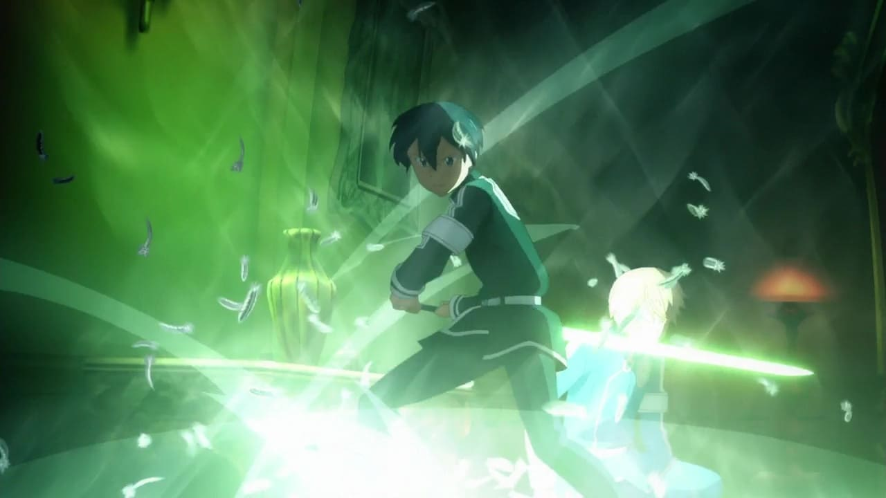 Sword Art Online Season 3 :Episode 10  Taboo Index