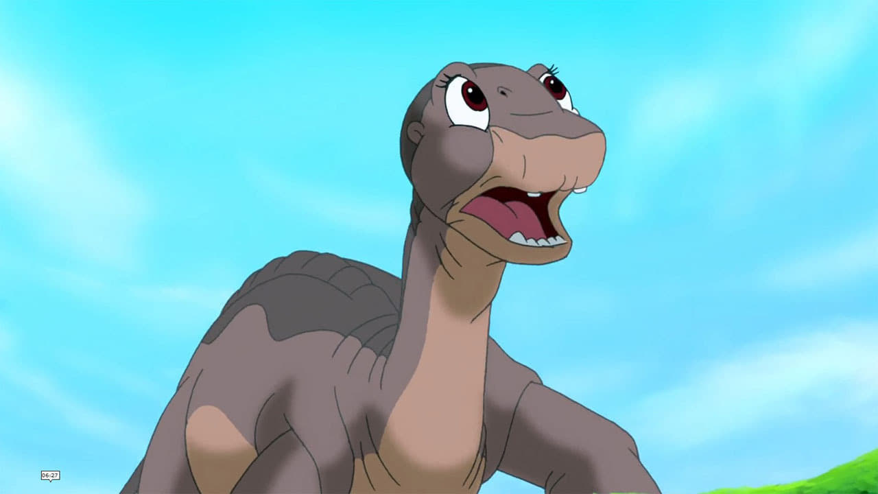 The Land Before Time XIII: The Wisdom of Friends Movie