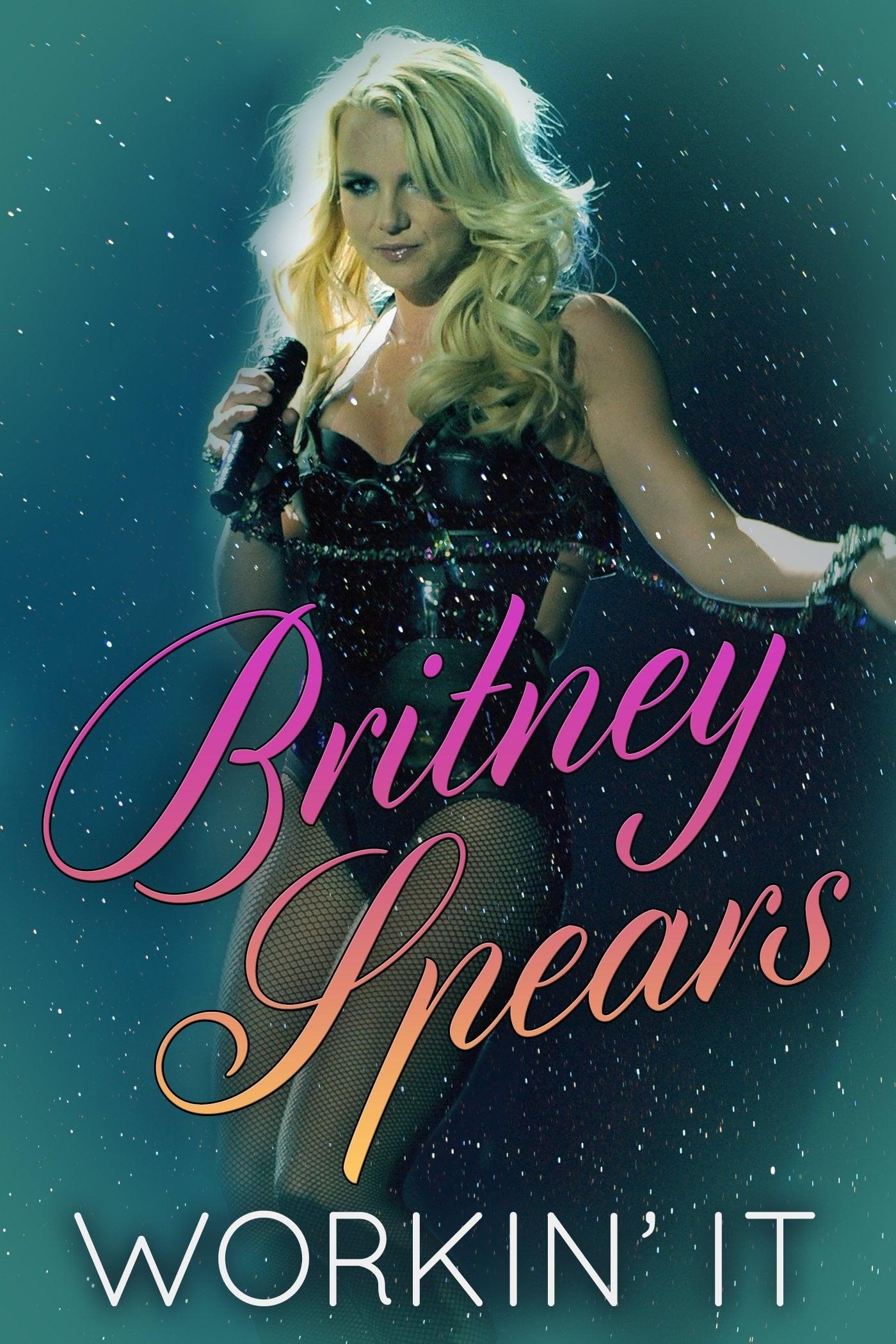 Britney Spears Workin' It