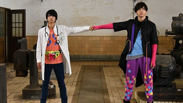 Kamen Rider Season 27 :Episode 41  Game Reset!