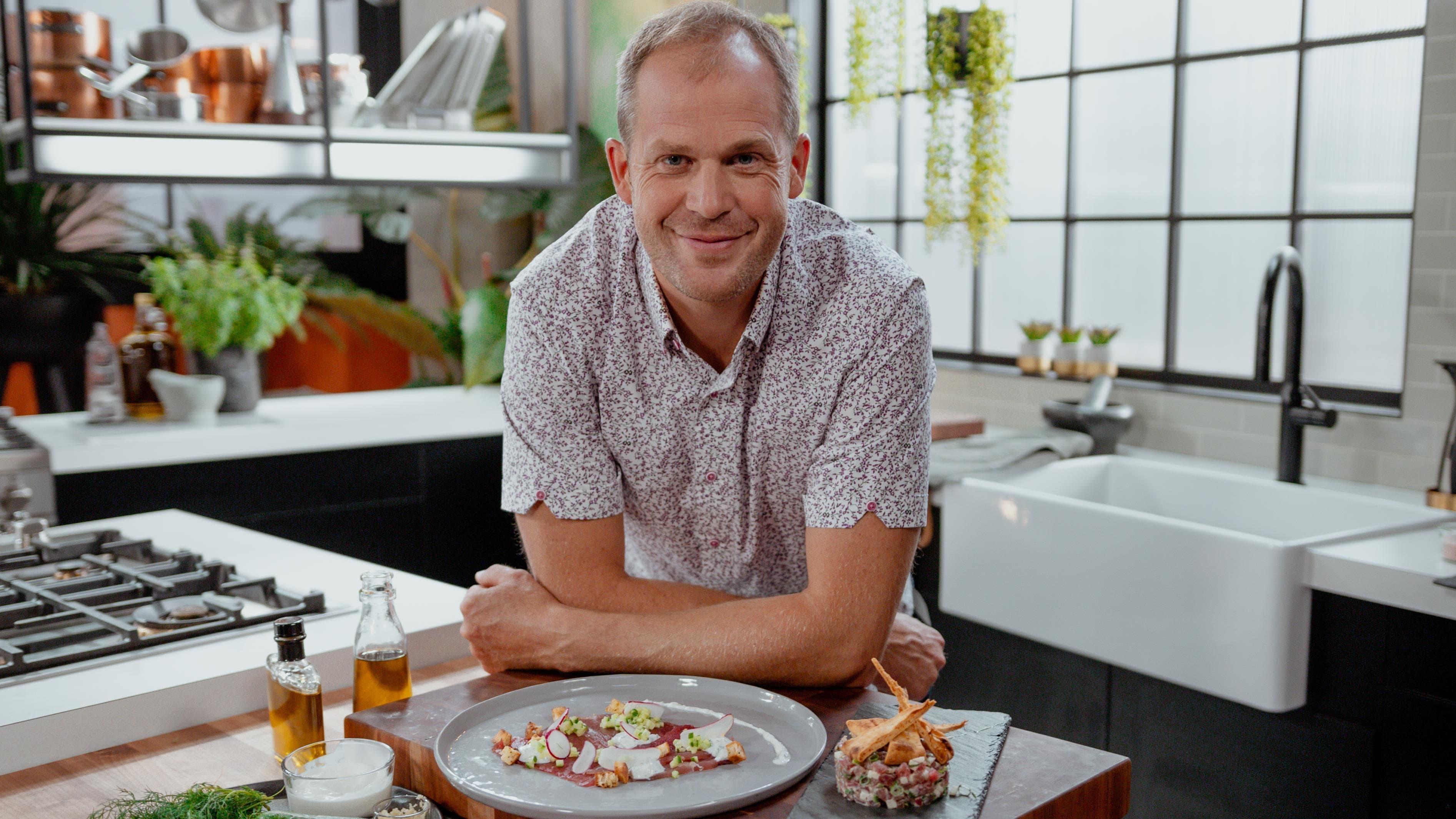 5 chefs dans ma cuisine Season 2 :Episode 2  Episode 2