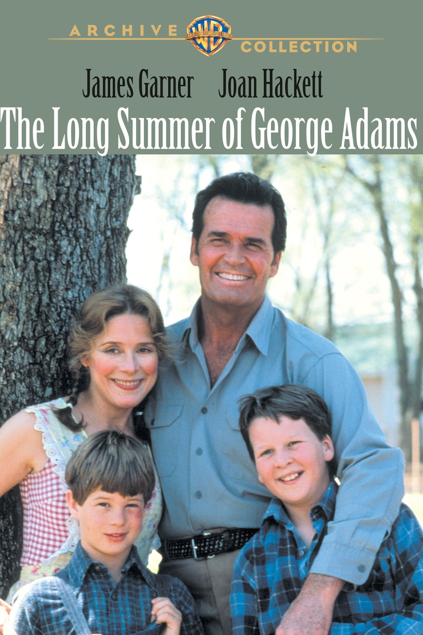 Ver The Long Summer of George Adams Online HD Español (1982)