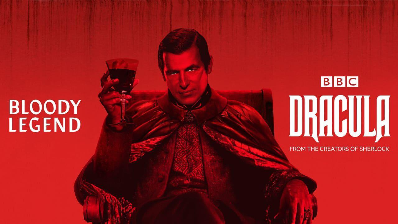Maak kans op de miniserie Dracula (2020)