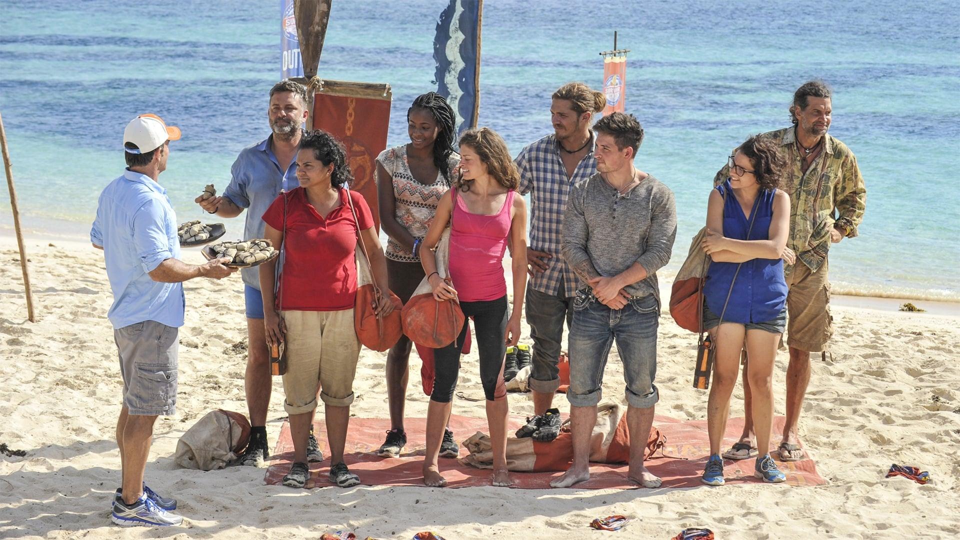 Survivor Season 34 :Episode 2  Survivor Jackpot