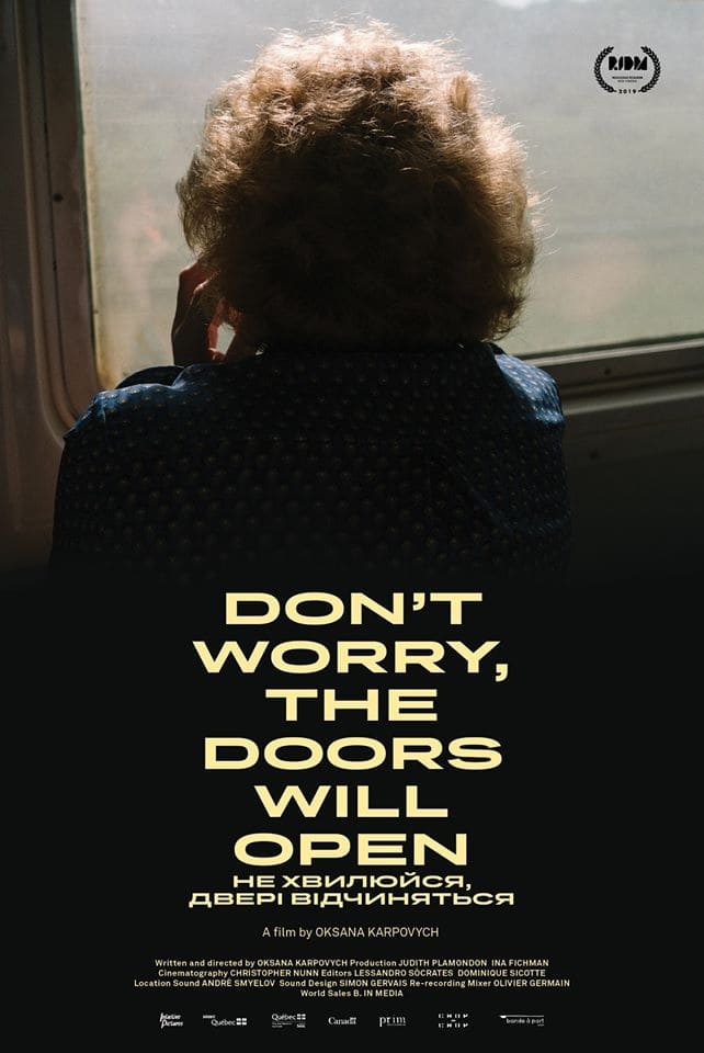 Don't Worry, the Doors Will Open (2019)