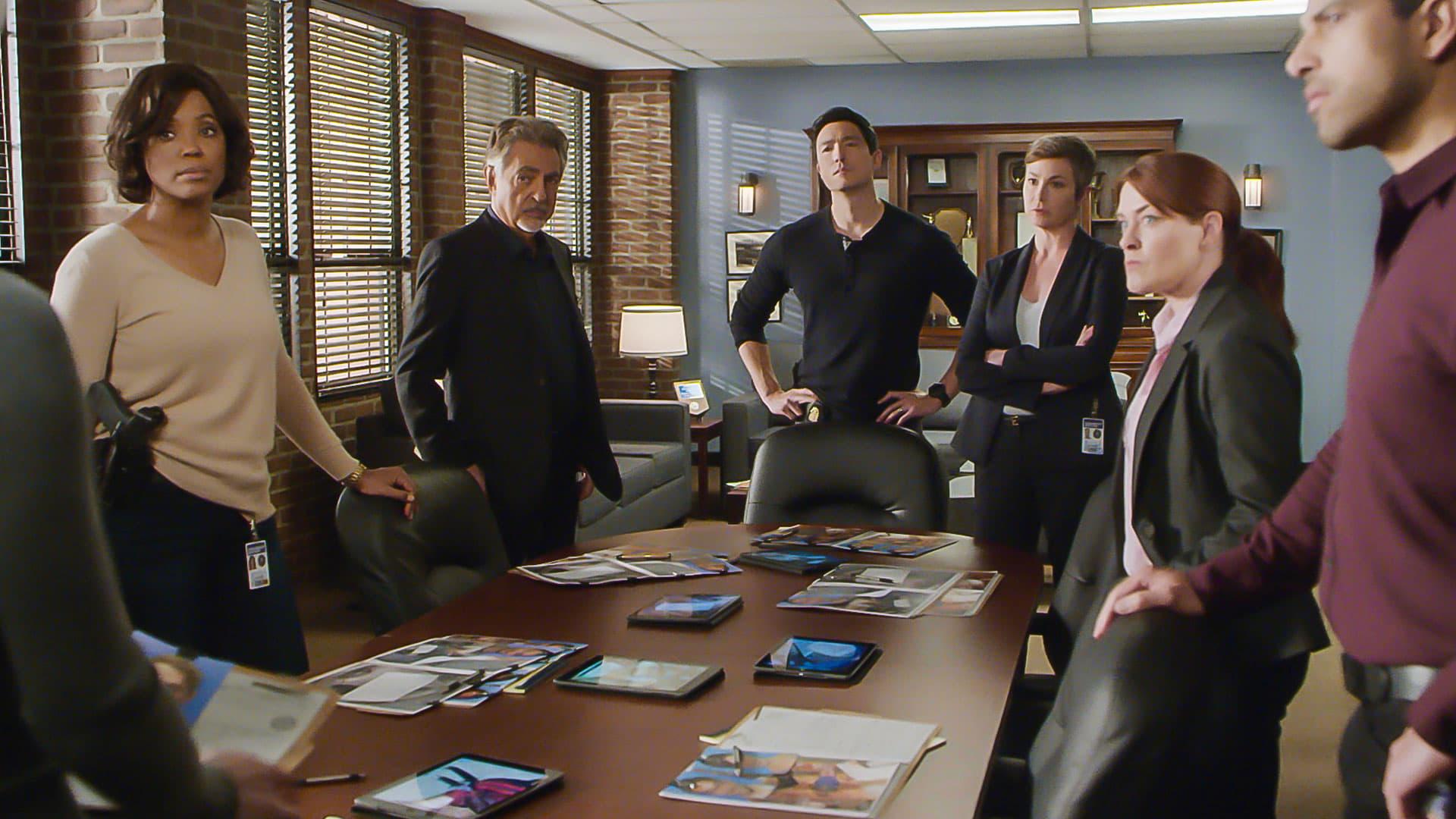 Criminal Minds Season 13 :Episode 15  Annihilator