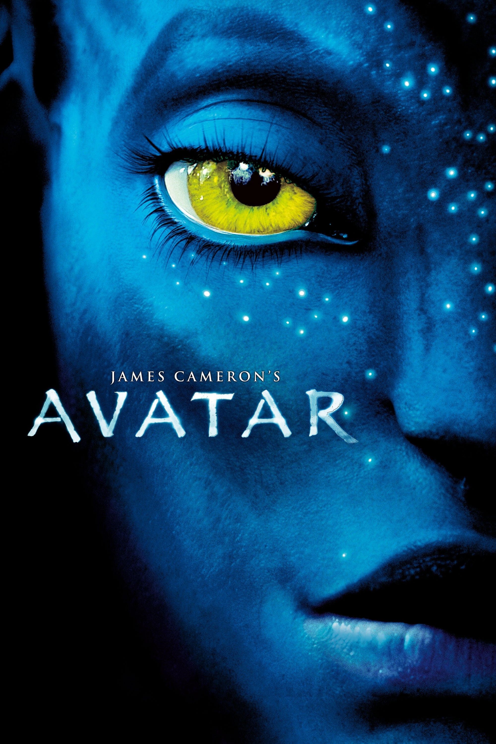 Avatar 2009 posters the movie database tmdb - Avatar poster ...