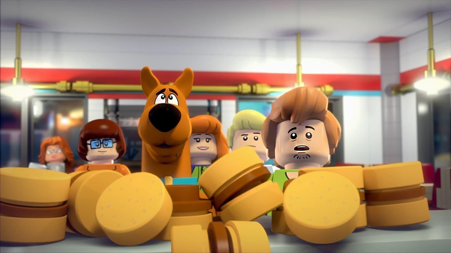 LEGO Scooby-Doo ! : Le fantôme d'Hollywood (2016)