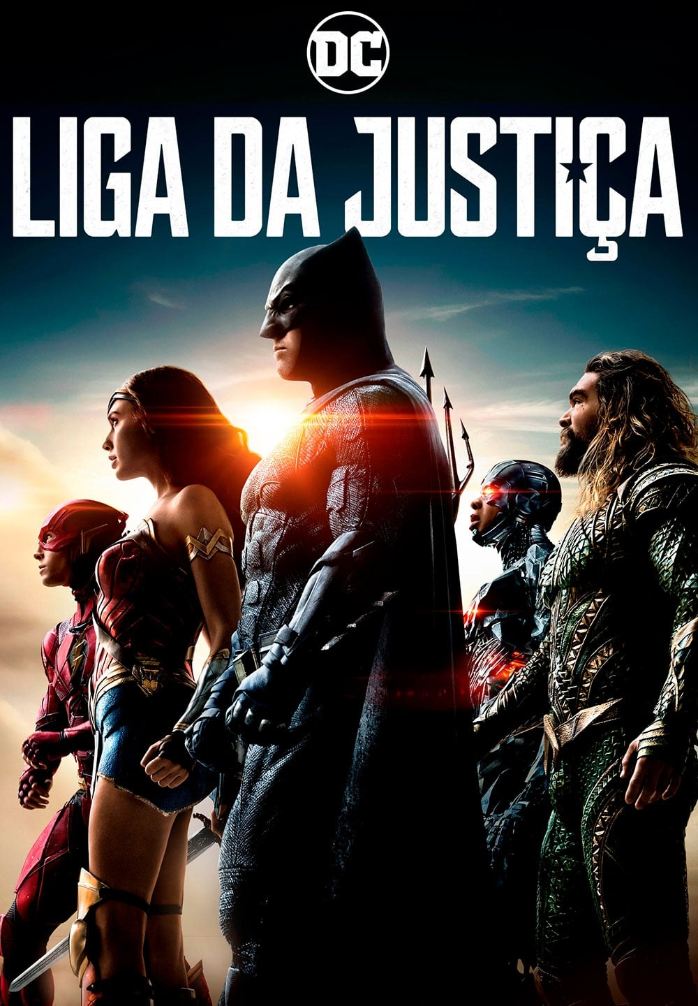 Justice League Online Stream