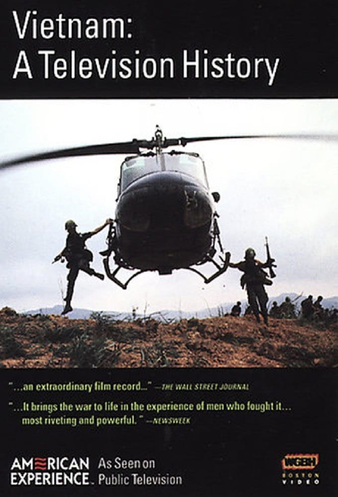 Vietnam: A Television History TV Shows About Vietnam War