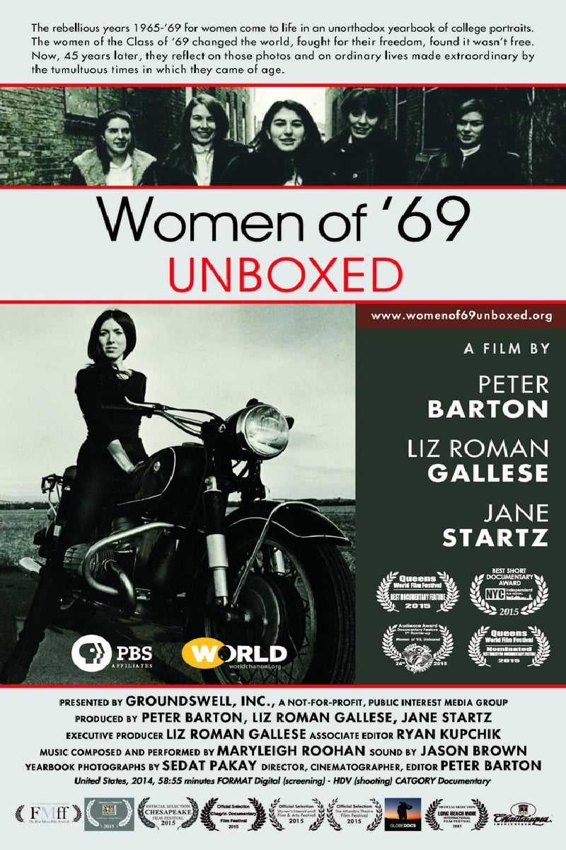 Women of '69: Unboxed on FREECABLE TV
