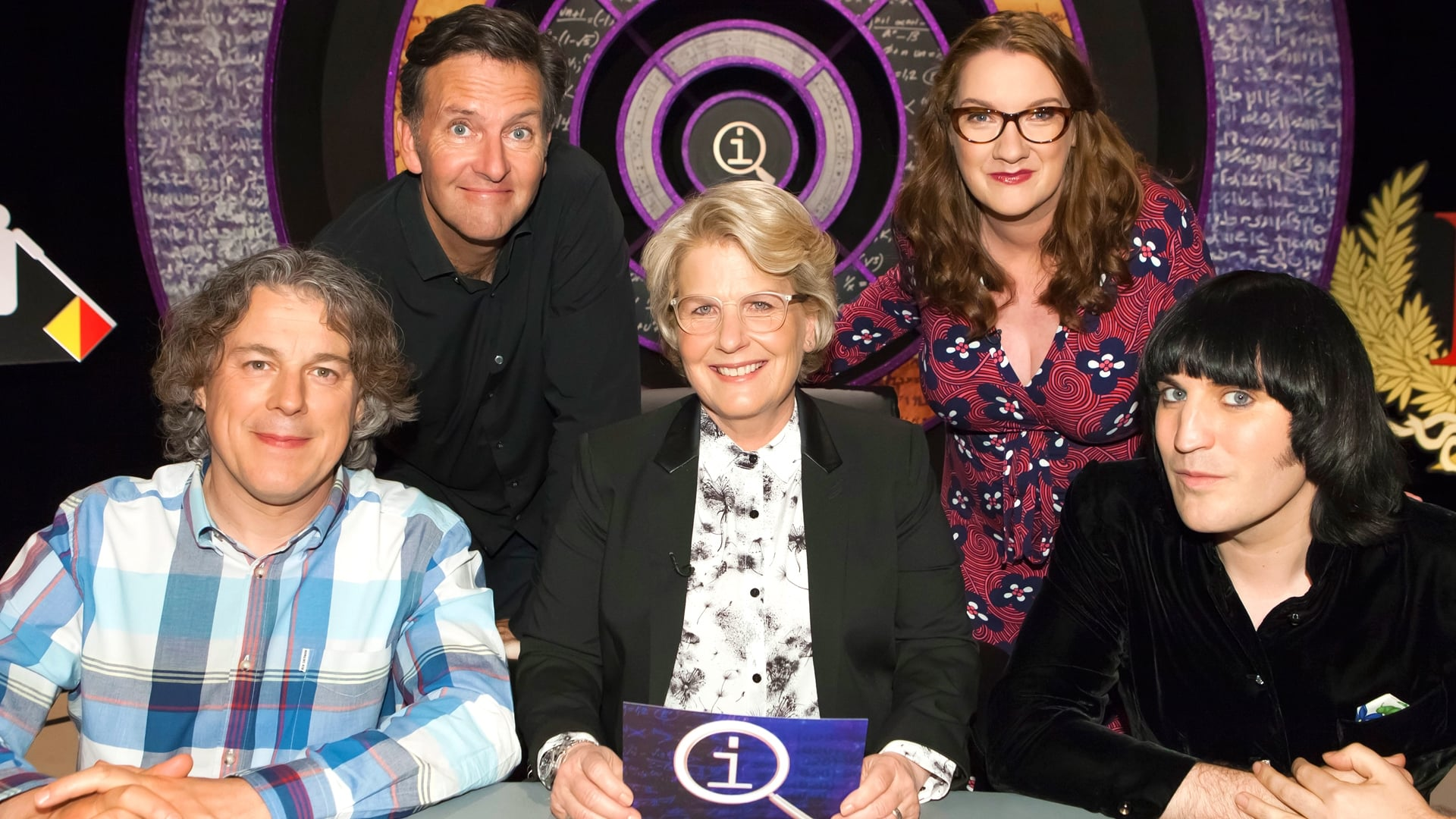 QI Season 14 :Episode 14  Numbers