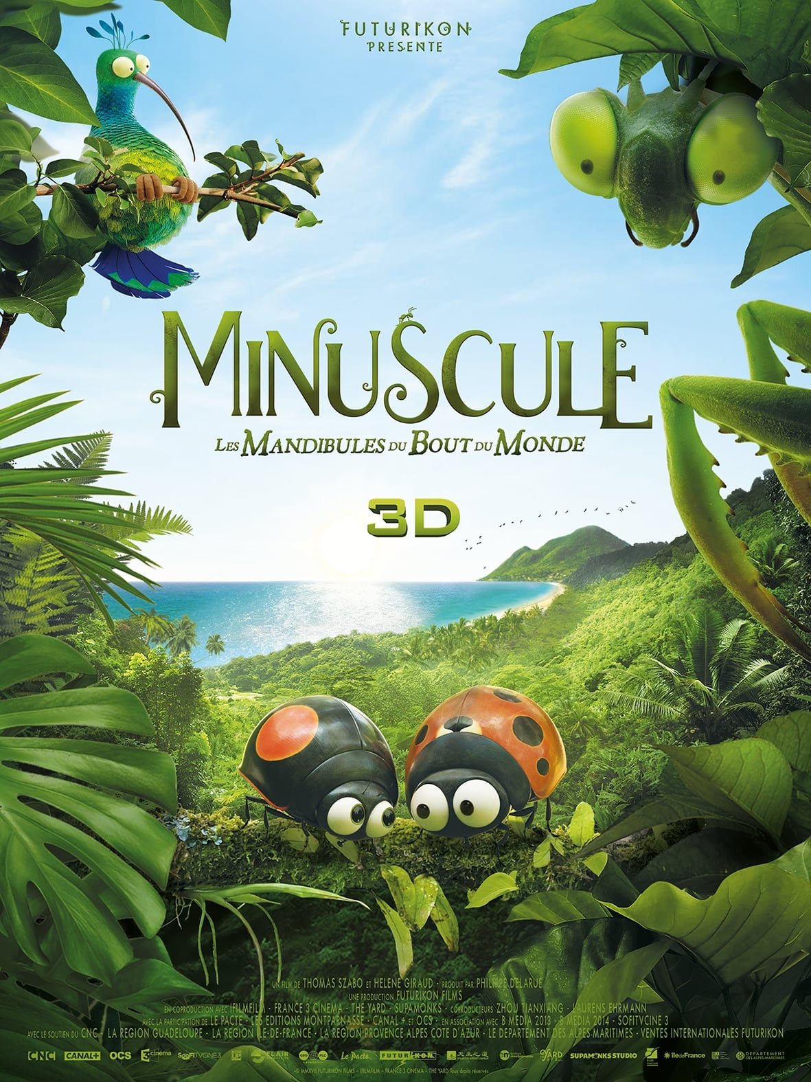 Ver Minuscule 2: Mandibles From Far Away Online HD Español ()