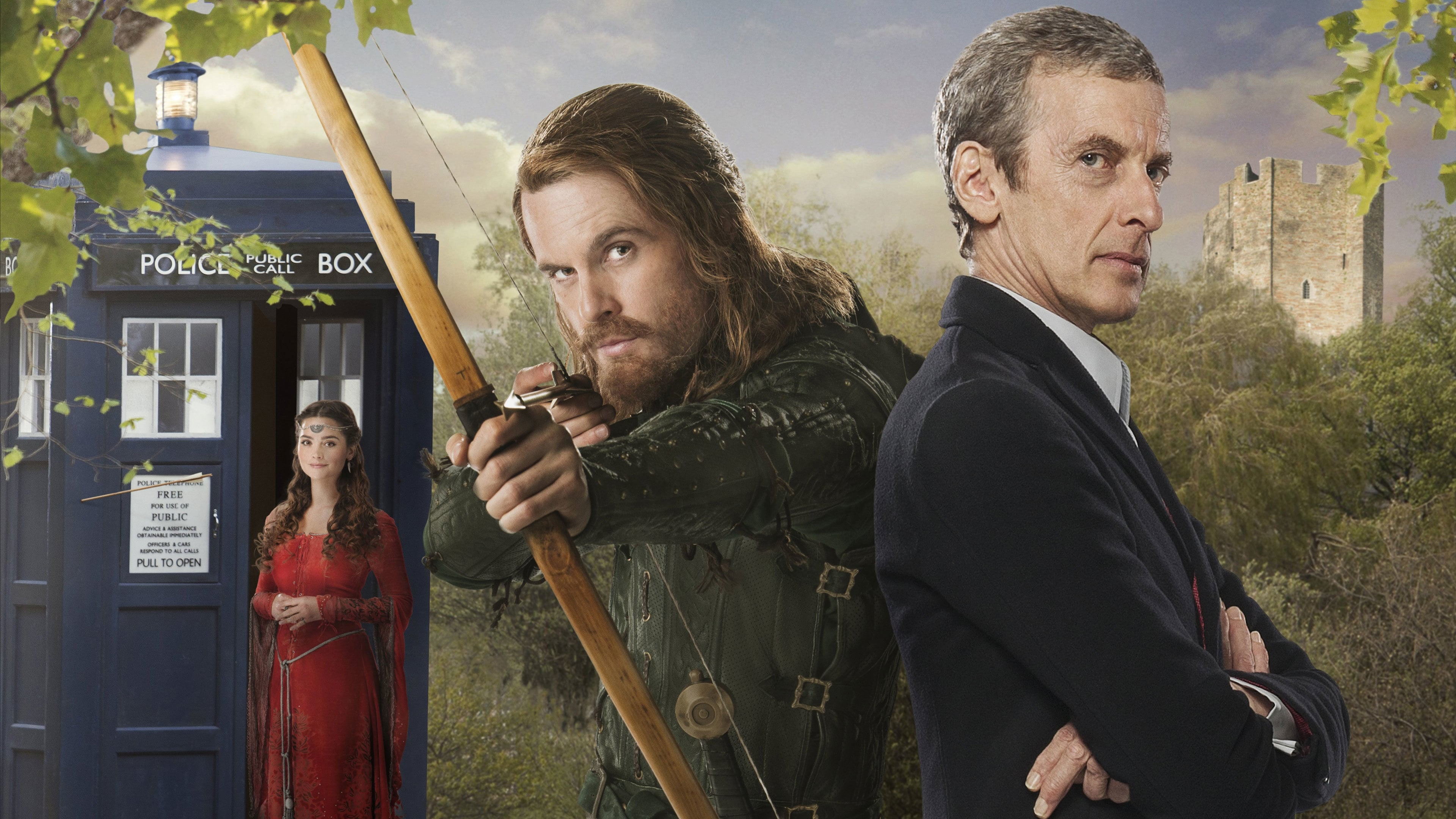 Doctor Who Season 8 :Episode 3  Robot of Sherwood