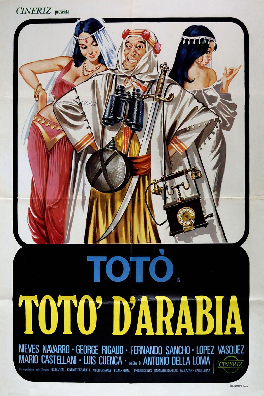 Totò d'Arabia (1965)