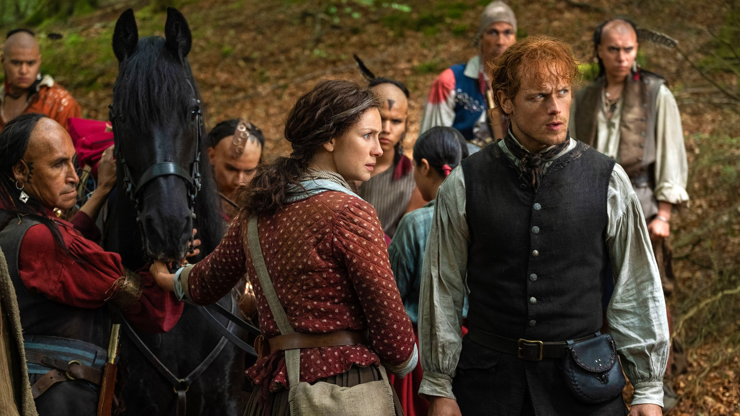 Outlander Season 4 :Episode 13  Man of Worth