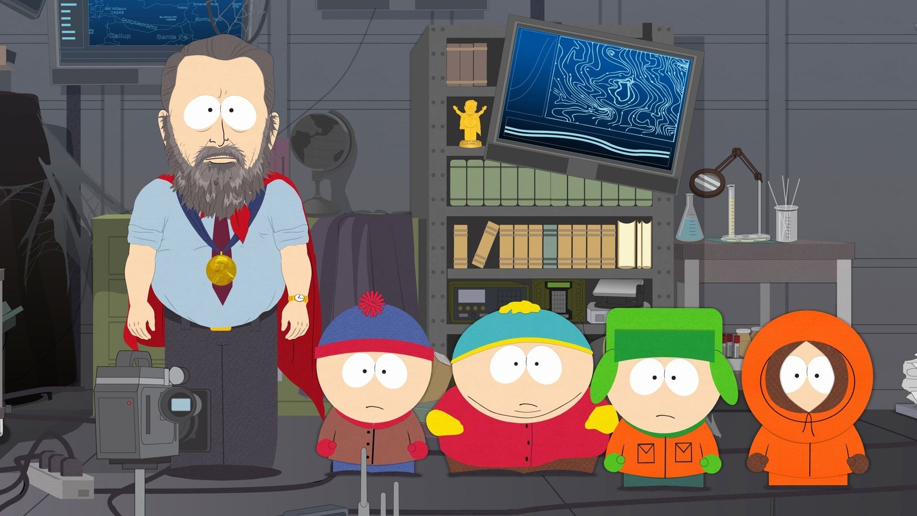 South Park - Season 0 Episode 15 : Movie Trailer: Beefcake