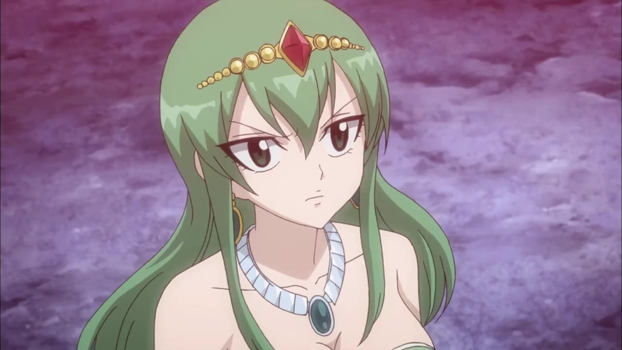 Fairy Tail Season 5 :Episode 40  Ophiuchus, the Snake Charmer