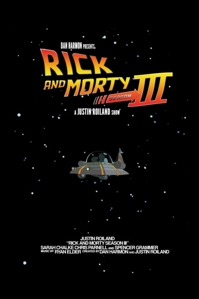 Rick and Morty 3ª Temporada Legendado