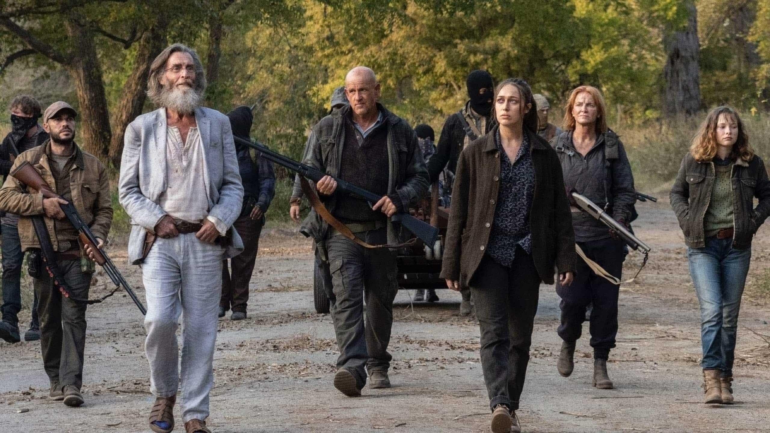 Fear the Walking Dead Season 6 :Episode 14  Mother