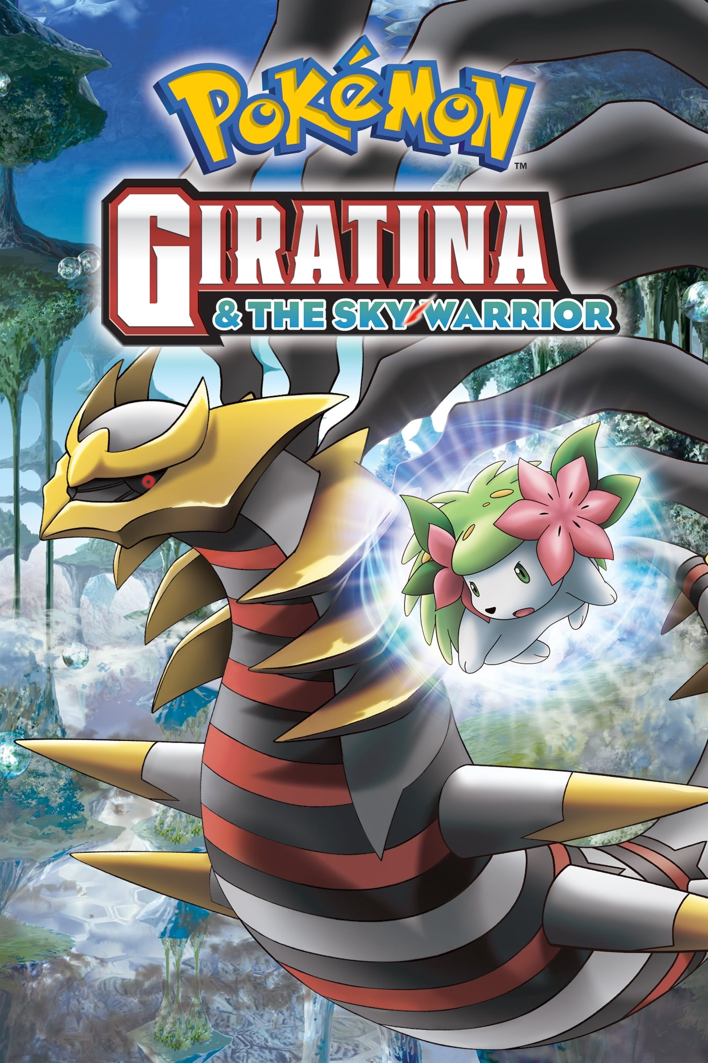 Pokemon Giratina And The Sky Warrior 2008 Posters The Movie