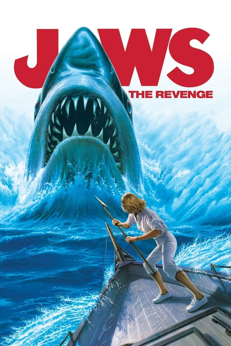 Jaws: The Revenge (1987) - Posters — The Movie Database (TMDb)
