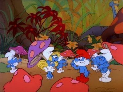 The Smurfs - Season 3 Episode 38 : All Hallows' Eve